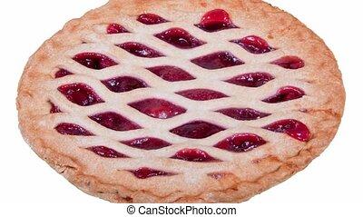 Cherry Pie zoom in