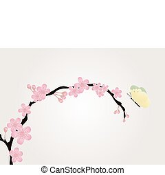 cherry-tree, tak