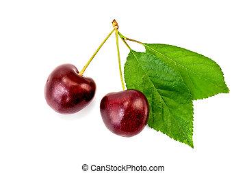 Cherry two berries
