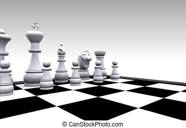 Chess 3D - Battle
