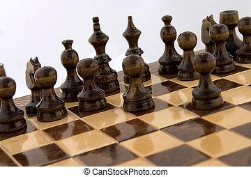 Chess atack
