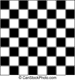 Chess board style