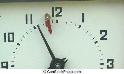 Chess clock.