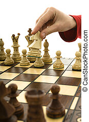 Chess composition