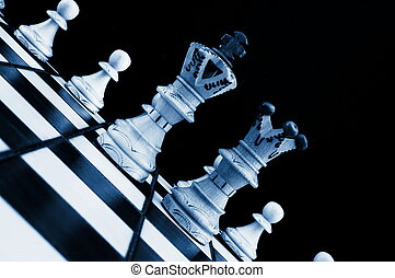 chess conflict