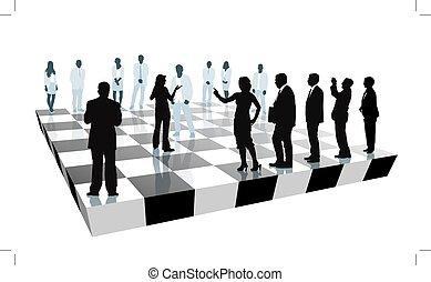 chess, firma