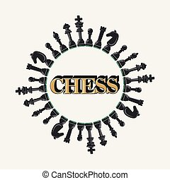 Chess game design
