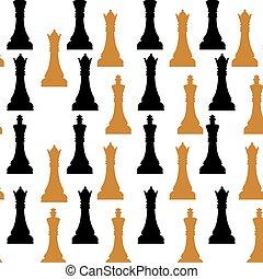 Chess game icon design,