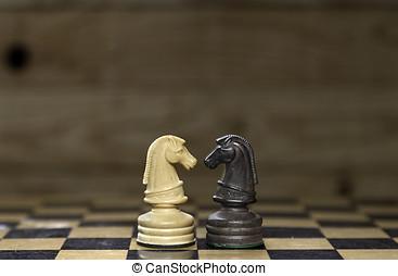 Chess horses I