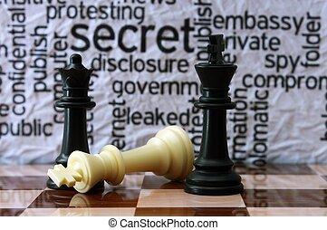 chess, og, garanti, begreb
