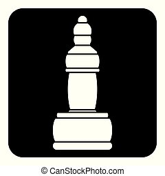 Chess queen icon.