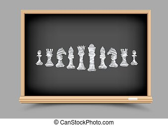 Chess strategy lesson