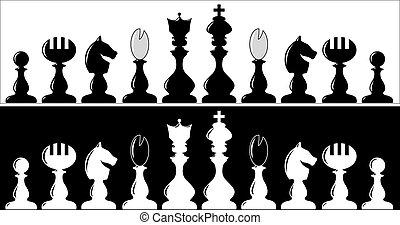 chess stykke
