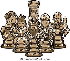 Chess Team White