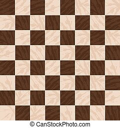 Chessboard background. Empty chess board. Board for chess...
