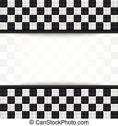 Chessboard document template