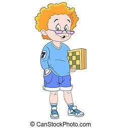 chessplayer, zenzero