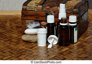 Chest and homeopathic remedies