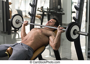 Chest Exercises With Barbell