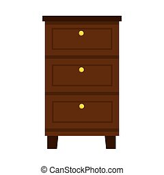 chest of drawers wooden cabinet home furniture bedroom...