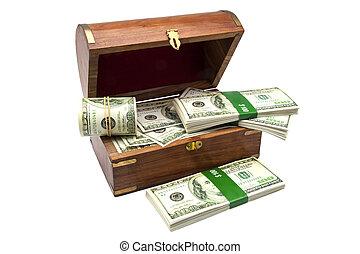 chest of the treasure