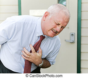 Chest Pain or Nausea