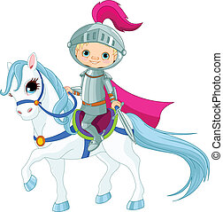 chevalier, cheval