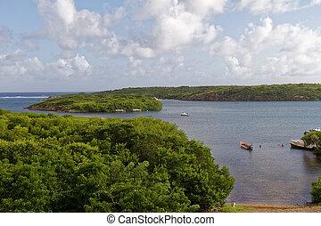 Chevalier Island - Sainte Anne - Martinique - FWI