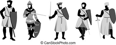 chevaliers, 5