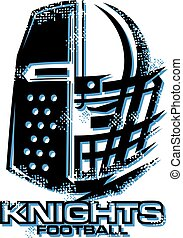 chevaliers, football