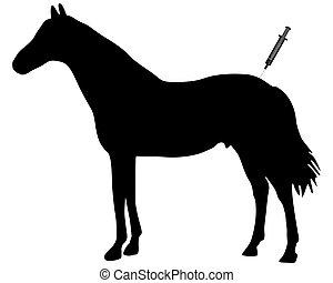 chevaux, immunisation