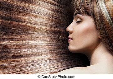 cheveux, beauté