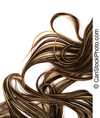 cheveux, long