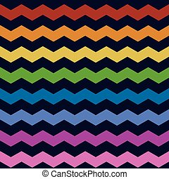Chevron Fabric Pattern Seamless Background