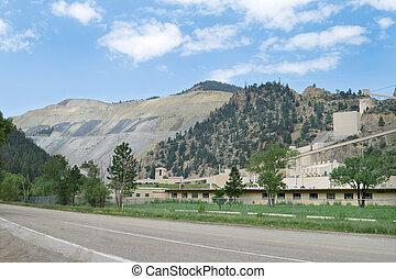 Chevron Molycorp Questa Molybdenum Mine NM USA - Chevron's...