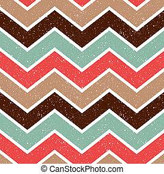chevron, padrão, textured, seamless