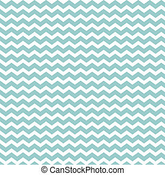 Classic chevron pattern. Light blue creme color.