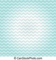 Chevron pattern - Classic chevron pattern. Light blue creme...