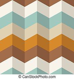Chevron stripes seamless pattern. Zigzag background, wall ...