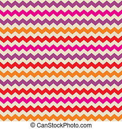 Chevron vector tile zig zag pattern