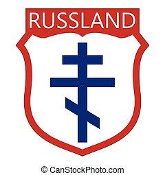 Chevron Vlasov army Russland
