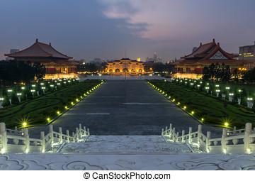 chiang kai-shek denkmalhalle