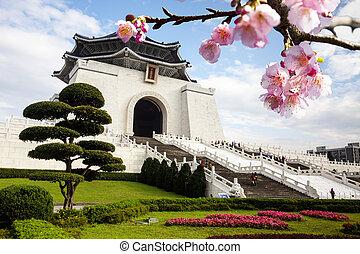 chiang kai shek memorial előszoba