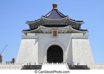 Chiang Kai-Shek memorial hall