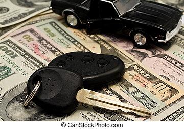 chiave automobile, keychain