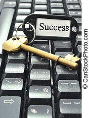chiave, successo