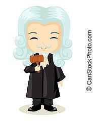 Chibi Judge