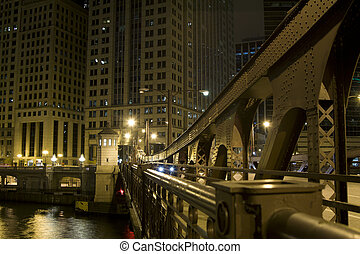 chicago, éjjel