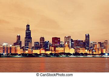 chicago, śródmieście