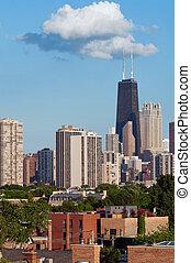 chicago., 城市